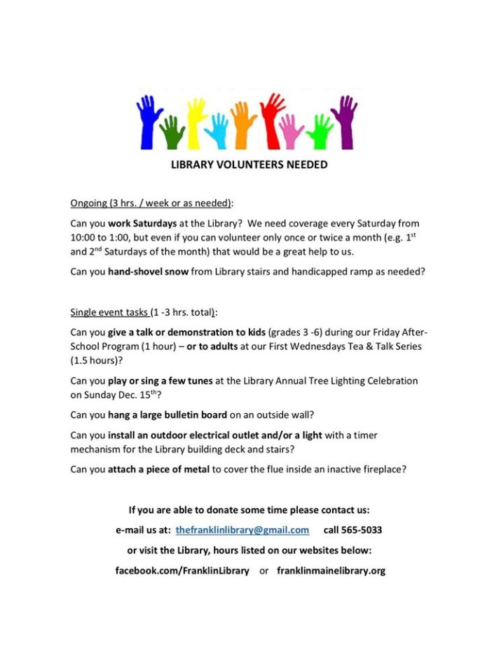VolunteersPoster